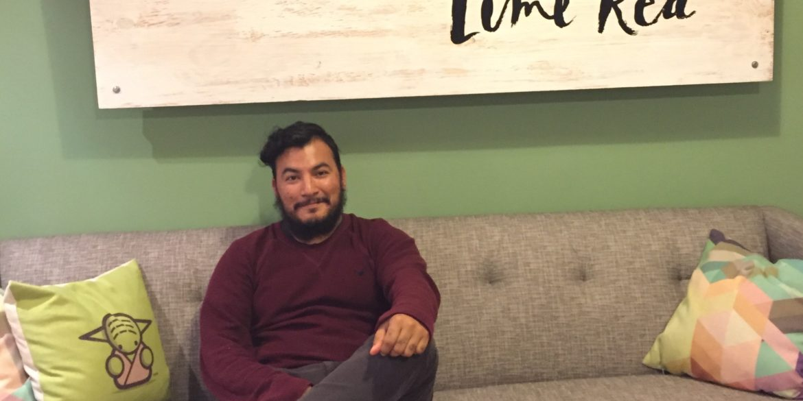 Meet Felix, a Design Expert from El Salvador