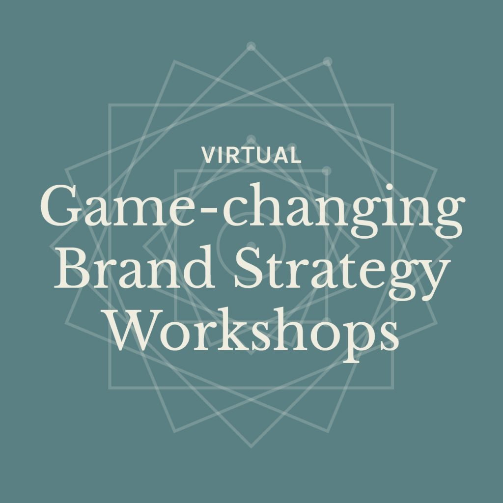 brand strategy workshops