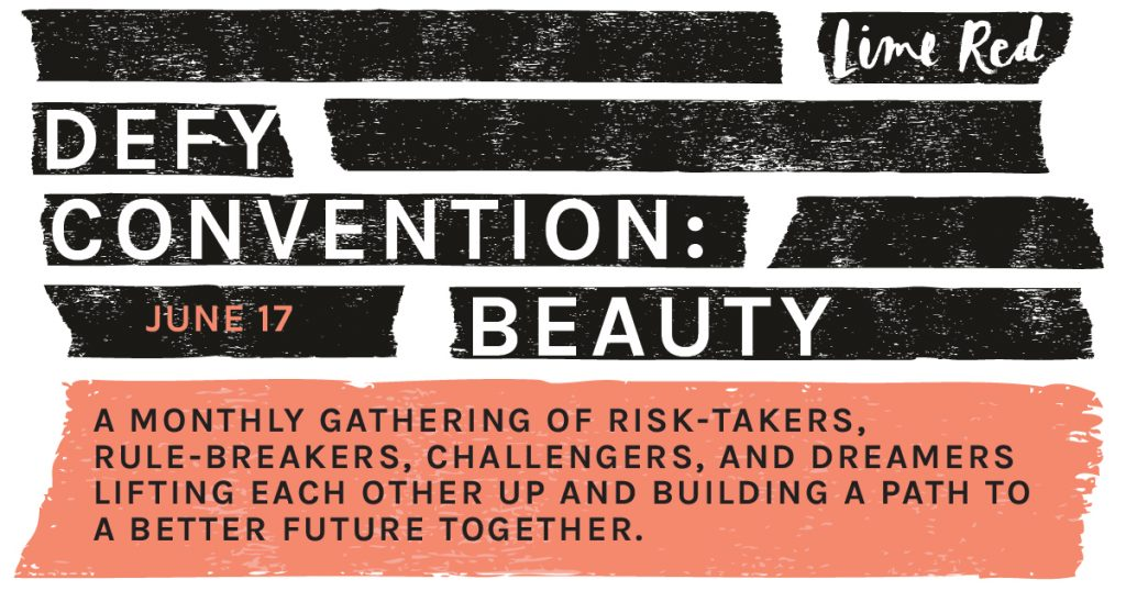 An event for clean beauty brands and changemakers in the beauty industry on June 17th.