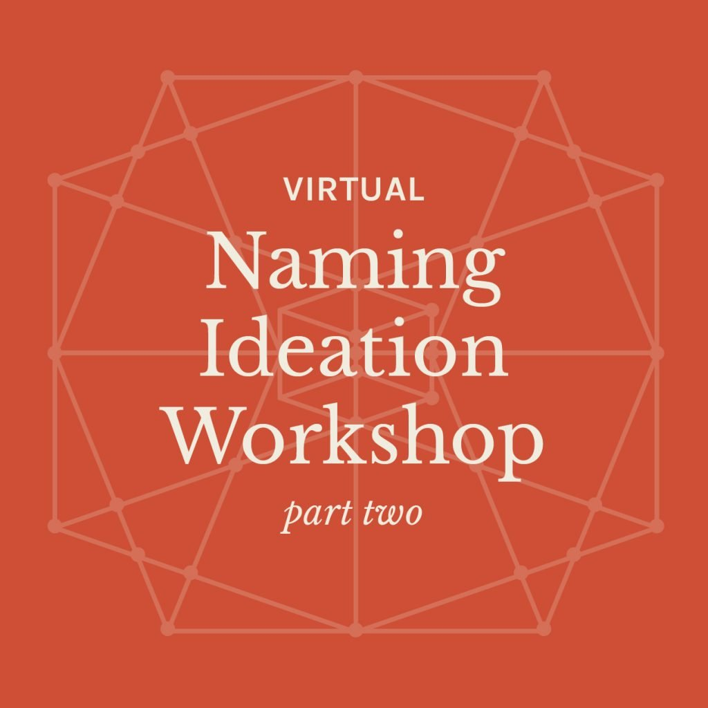 Naming Ideation Workshop